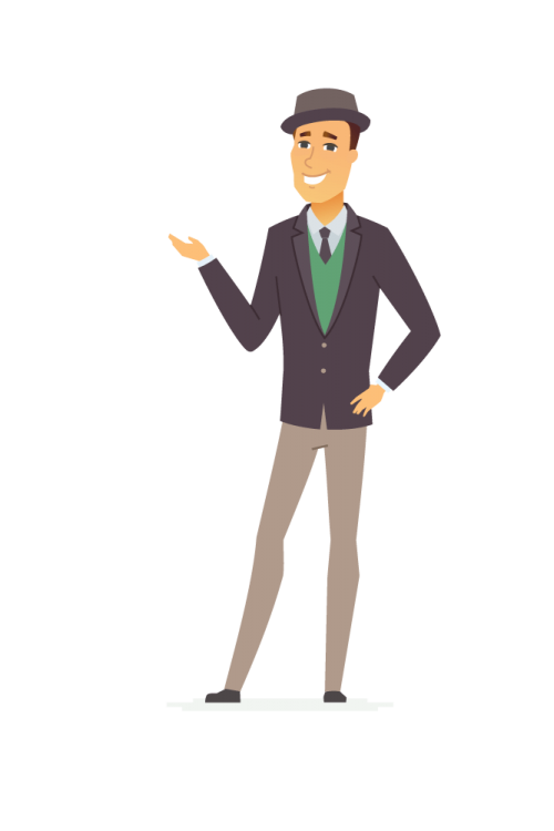 Property agents character